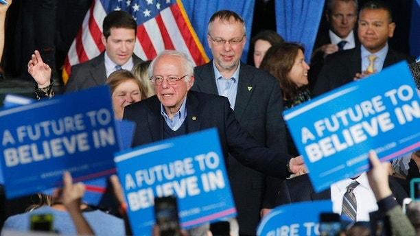 Bernie Sanders' Son Launches Bid for Congress in New Hampshire