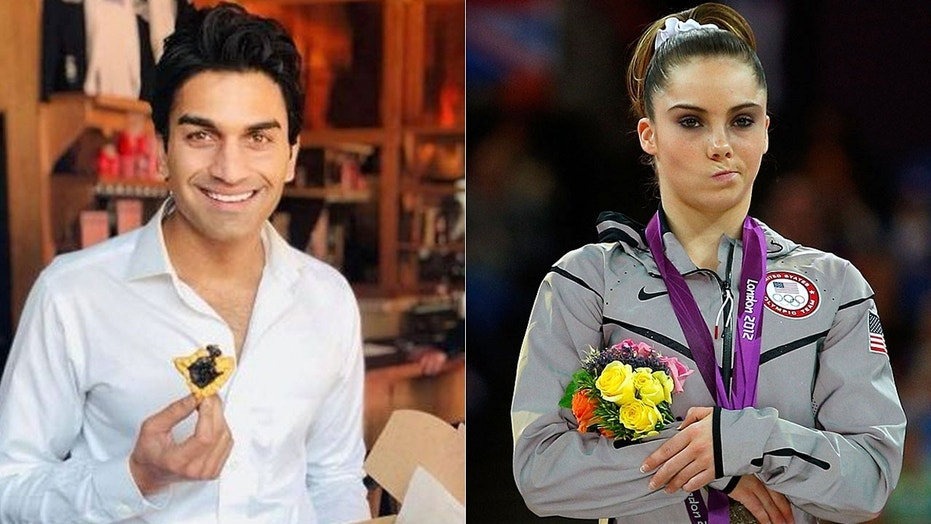"""Suraj Patel, an aspiring Congressmember from New York, wrote """"creepy"""" comments about gymnast McKayla Maroney, according to the New York Post."""