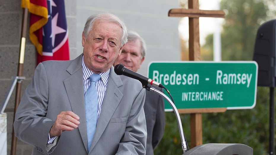 Phil Bredesen's campaign for U.S. Senate has told the FBI that it fears it has been hacked by someone who tried to trick it into wiring money. Bredesen is running for the open seat in Tennessee vacated by Sen. Bob Corker.