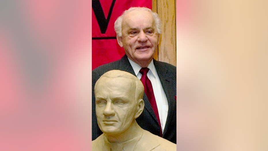 Former Nebraska Governor Charles Thone has died. He was 94.