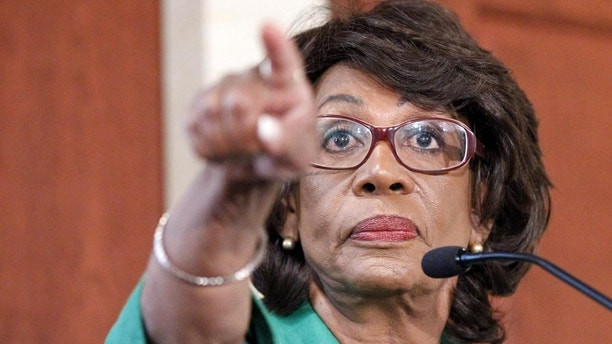 Rep. Maxine Waters, D-Calif.  (AP Photo/Pablo Martinez Monsivais, file)