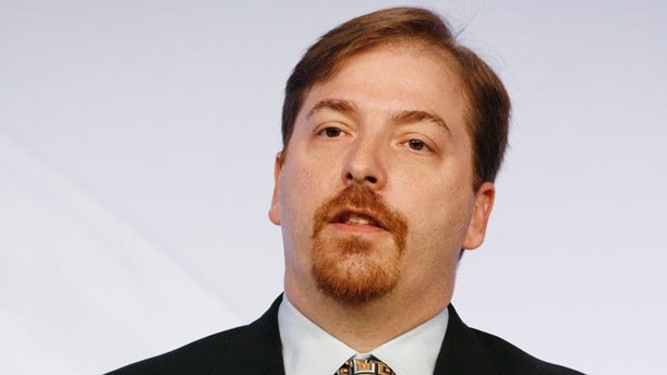 Chuck Todd, political director at NBC News, takes part in the NBC News Decision'08 panel at the NBC Universal summer press tour in Beverly Hills, California July 21, 2008.