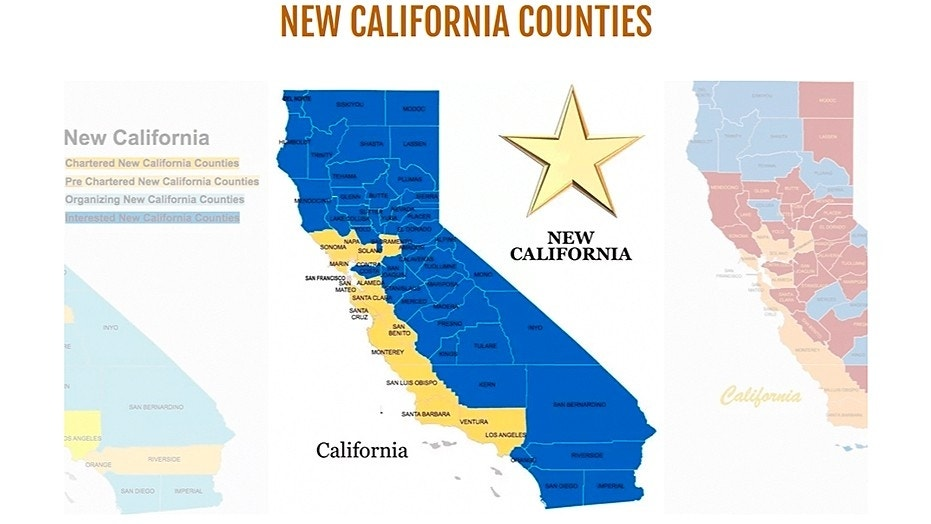 New secession movements in California, and elsewhere in America, are getting genuine attention from political pundits.