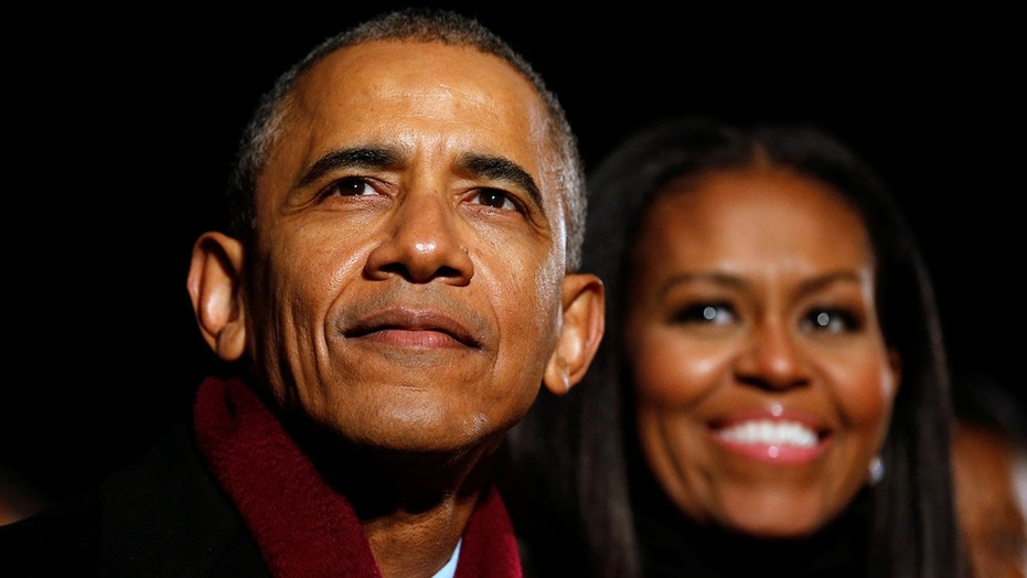 """President Barack Obama and former first lady Michelle Obama sent a letter to the students of Majory Stoneman Douglas High School praising their """"resilience, resolve and solidarity."""""""