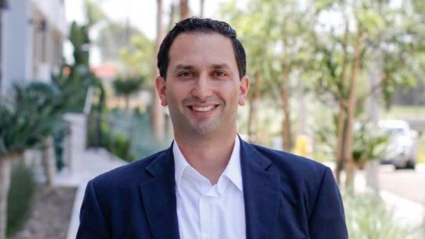 Sam Jammal, an attorney and former congressional chief of staff, is a Democrat challenging Rep. Ed Royce, R-Fullerton. Photo courtesy of Sam Jammal.