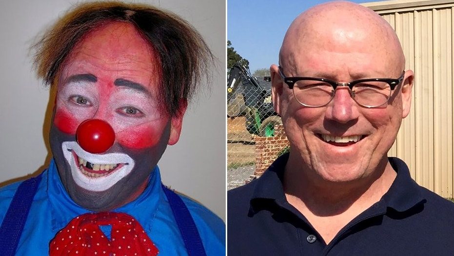 Former professional clown, Steve Lough, has announced his bid for South Carolina's 5th District Congressional seat.