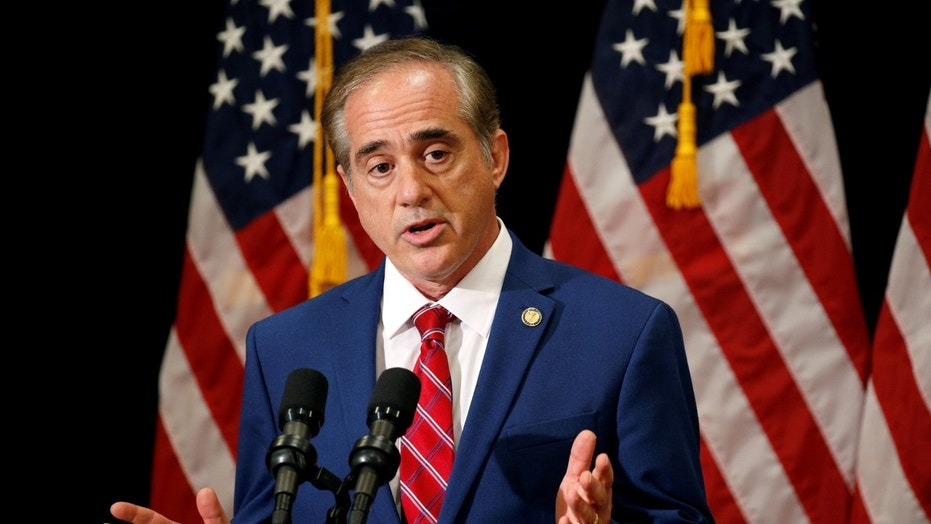 David Shulkin was fired from his position as secretary of Veterans Affairs.