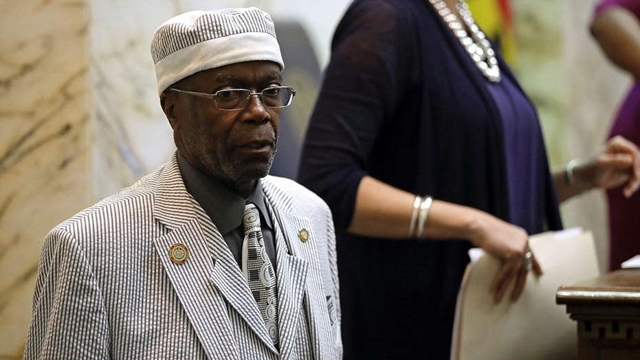 Nathanial Oaks, a 71-year-old Baltimore Democrat, entered guilty pleas to one count of wire fraud and one count of honest services fraud, hours after he resigned from office.