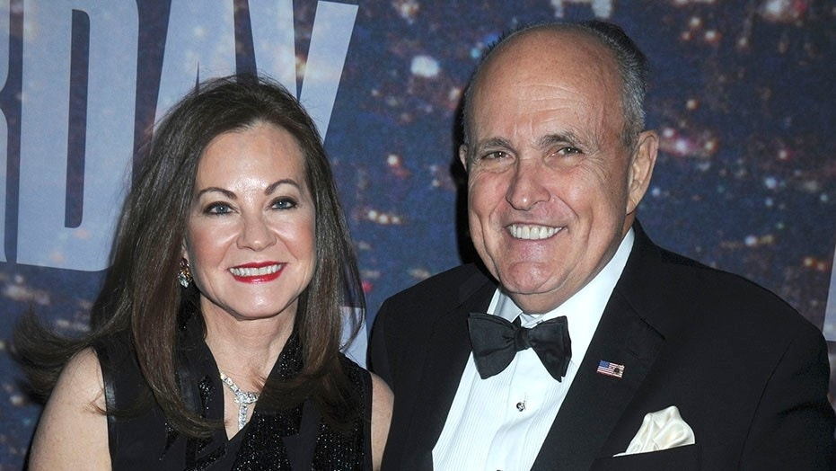 Rudy Giuliani Third Wife Files for Divorce
