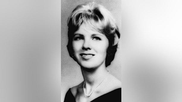 --HOLD FOR RELEASE...EARLY RISER FOR MAY 3RD-- FILE--This undated file photograph shows Mary Jo Kopechne, who was killed after U.S. Sen. Edward Kennedy, D-Mass., drove a car off the Dyke Bridge on Chappaquiddick Island in Edgartown, Mass. on Martha's Vineyard, July 18, 1969. A new feature film is in the works about the tragedy on the small Massachusetts island nearly a half century ago that rocked the Kennedy political dynasty.  Kopechne drowned in the accident. (AP Photo)