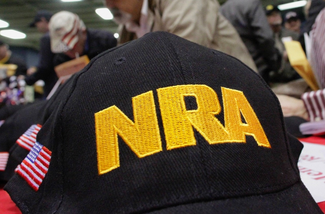NRA announces drive to sign up 100,000 new members in 100 days