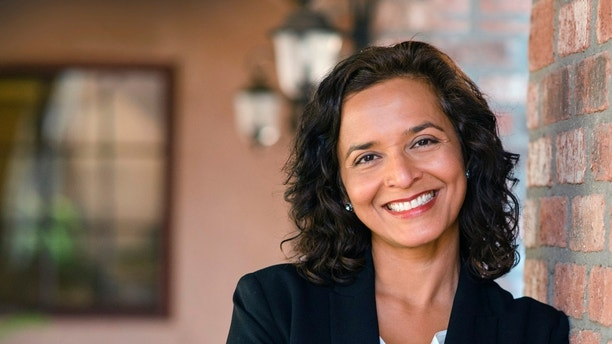 This undated photo shows candidate Hiral Tipirneni, one of two Democrats running in the 8th Congressional District's special election on Tuesday, Feb. 27, 2018, to replace former Rep. Trent Franks, in Arizona. The leading Republicans among a dozen candidates in the GOP stronghold 8th Congressional District that covers much of the western Phoenix suburbs include two former state senators, two former state House members and a talk radio host who pulled in 29 percent of the vote in a 2016 primary challenge to Franks. Two Democrats are seeking their party's nomination, hoping to pull out a longshot win in the April 27 general election. (Celina Medina via AP)