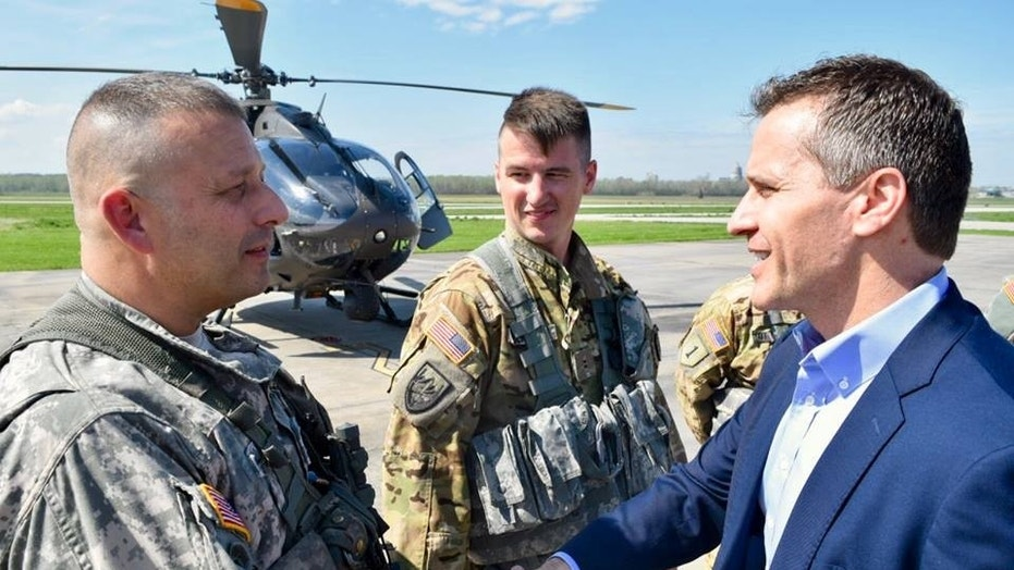 Missouri Gov. Eric Greitens on Tuesday authorized the deployment of state Army National Guard troops to protect the southern border wall.