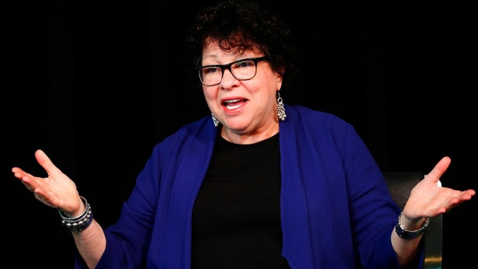 Justice Sonia Sotomayor has been released from the hospital after shoulder replacement surgery, the Supreme Court said.