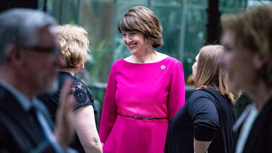 Rep. Cathy McMorris Rodgers is focused on having the House Republicans victorious in the upcoming midterm elections