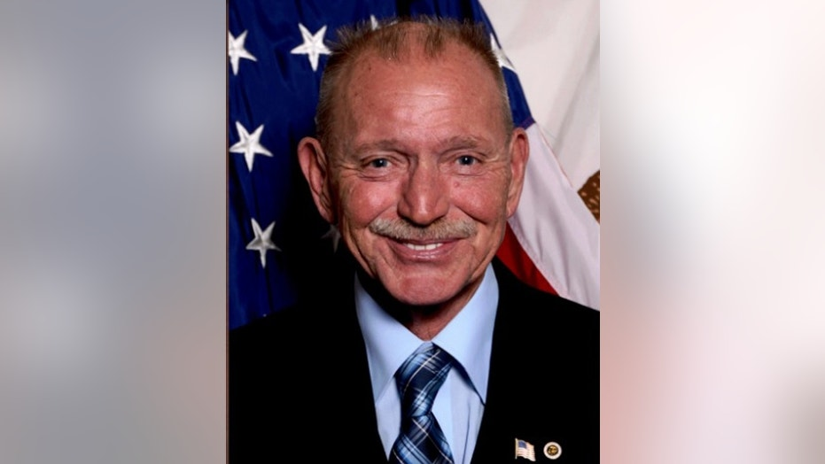 The FBI executed search warrants on Adelanto City Hall and the home of Mayor Rich Kerr (pictured) on Tuesday as a part of a federal probe into the city's role in the growing marijuana industry