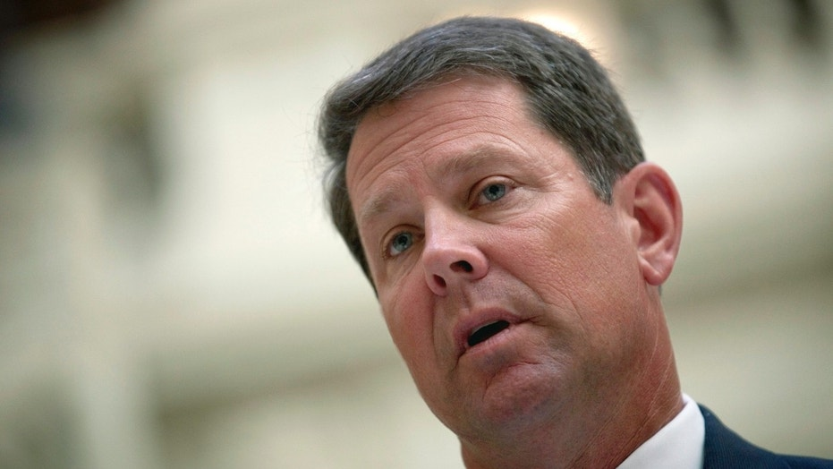 """Republican Georgia governor candidate Brian Kemp said in a new campaign ad that he could personally """"round up"""" undocumented immigrants in his truck if needed."""