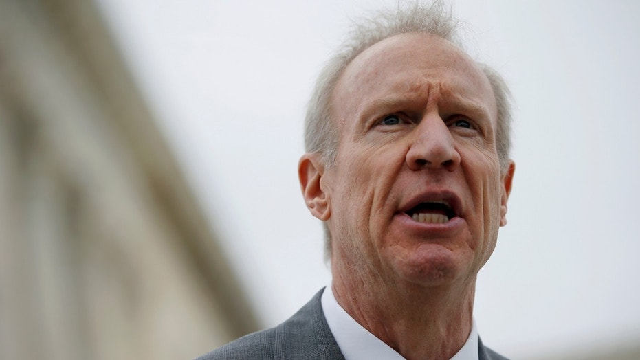 Rauner Proposes Bringing Back Death Penalty, Other Gun Measures, in Amendatory Veto