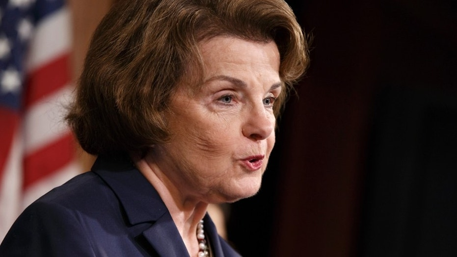 Dianne Feinstein was first elected to the U.S. Senate in 1992.