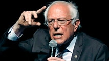 FILE - In this April 4, 2018, file photo, U.S. Sen. Bernie Sanders, I-Vt., responds to a question during a town hall meeting in Jackson, Miss. Sanders announced Monday, May 21, 2018, that he intends to seek re-election in 2018. (AP Photo/Rogelio V. Solis, File)
