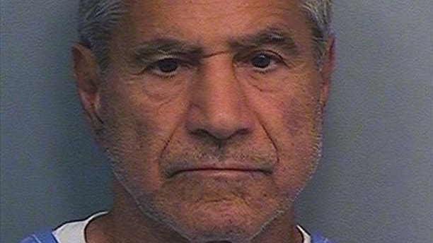 Sirhan Sirhan is shown in this handout photo taken February 9, 2016, and provided by the California Department of Corrections and Rehabilitation. Sirhan, the assassin of Democratic presidential candidate Robert Kennedy in 1968, faces a California parole board for the 15th time on Wednesday.   REUTERS/California Department of Corrections and Rehabilitation/Handout via Reuters ATTENTION EDITORS -  FOR EDITORIAL USE ONLY. NOT FOR SALE FOR MARKETING OR ADVERTISING CAMPAIGNS - TM3EC2A15M201