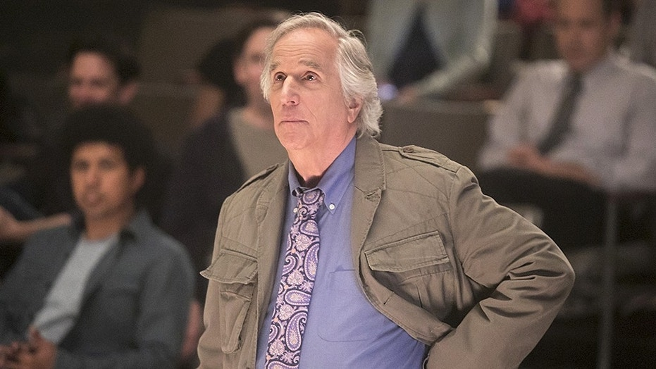 Henry Winkler said he was one of many left off the Los Angeles County voter lists due to a printing error.