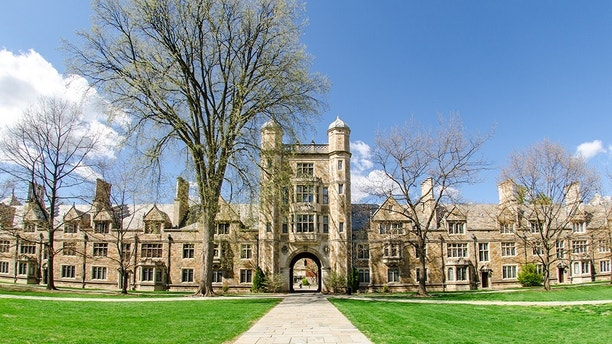 "The Campus of the University of Michigan Law School in Ann Arbor is also known as ""The Law Quad"" or ""The Law Quadrangle"". On the Campus students live in dorm rooms of a facility known as the ""Lawyers Club""."