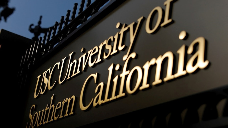 The University of Southern California is pictured in Los Angeles, California, U.S., May 22, 2018.
