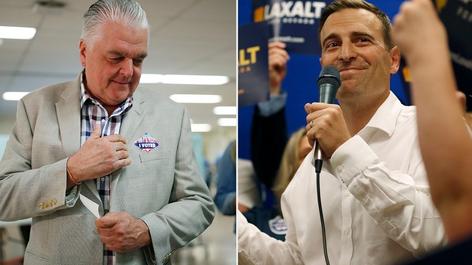 Laxalt wins GOP nomination in Nevada governor race | Fox News