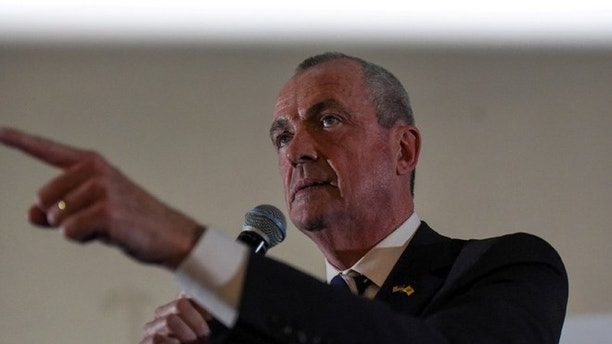 Phil Murphy, a candidate for governor of New Jersey, speaks during the First Stand Rally in Newark, N.J., U.S. January 15, 2017. REUTERS/Stephanie Keith - RC1405F28E30