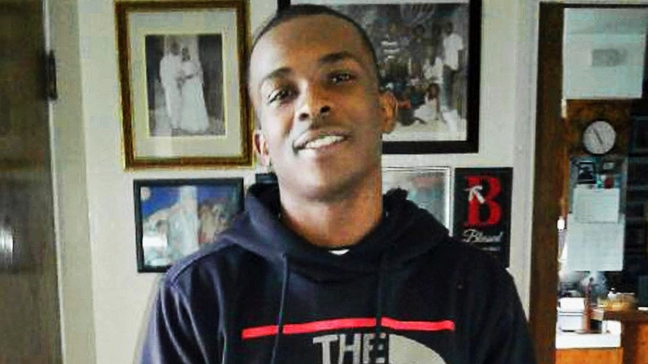 A family photo shows Stephon Clark, whose fatal shooting March 18 by Sacramento, Calif., police sparked a debate among state lawmakers about the standard by which police officers may use deadly force.