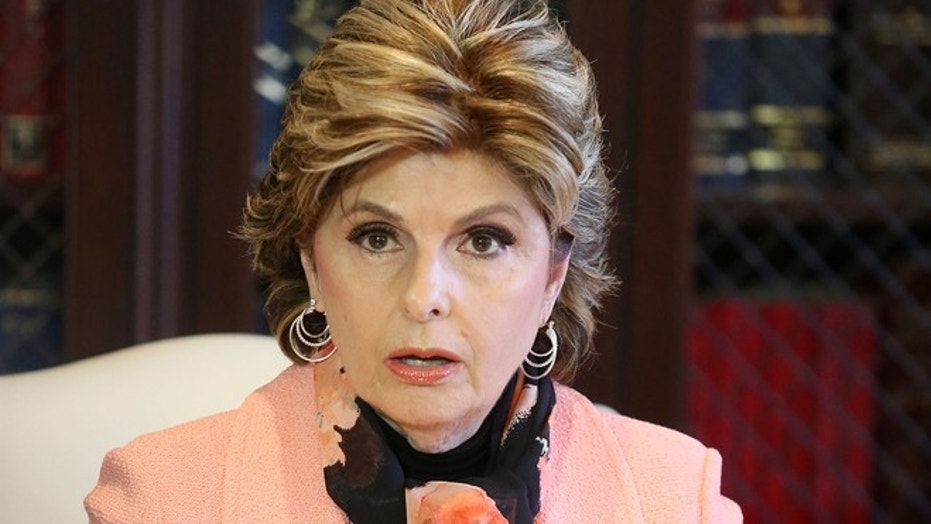 Attorney Gloria Allred speaks at a news conference in Los Angeles, Aug. 22, 2013.