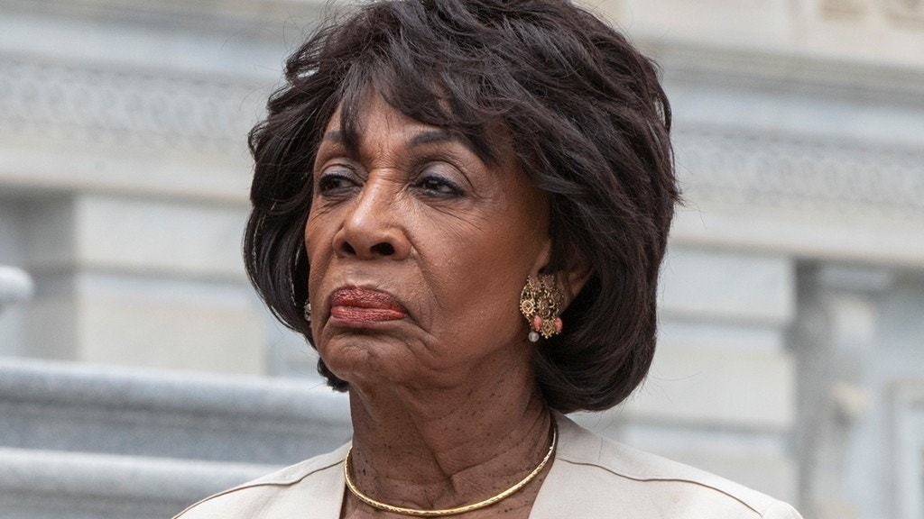 Maxine Waters pushes supporters to fight Trump WH, says 'the people' will 'absolutely harass' Trump staffers