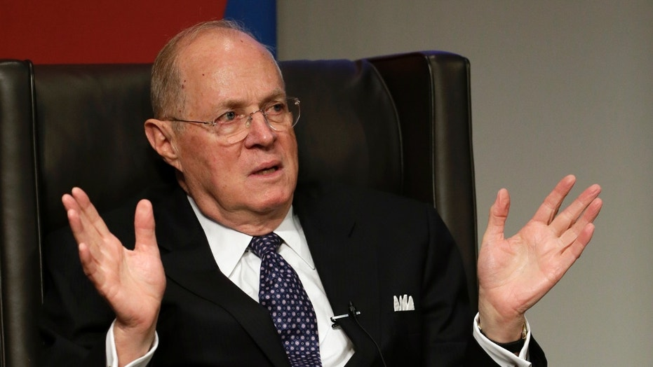 In his decades on the court,  Anthony Kennedy has crafted a powerful, if hard to define, judicial legacy -- seemingly in the forefront of every major ruling during his tenure.