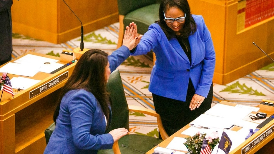 Oregon State Rep. Janelle Bynum says one of her constituents called police on her as she canvassed a neighborhood she represents.