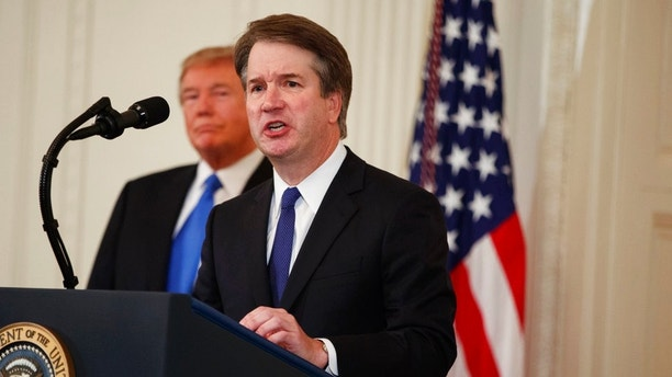 Kavanaugh nomination to Supreme Court cheered by ...