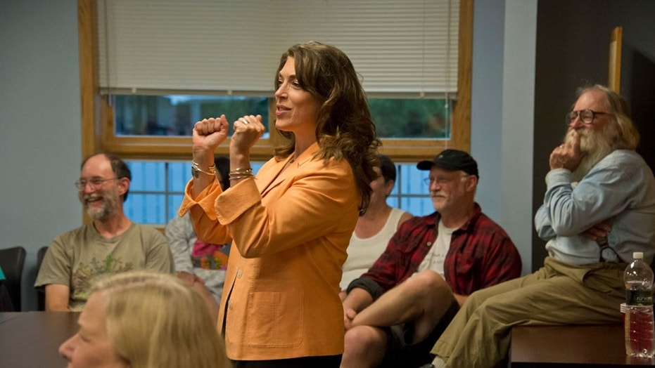 New York Democratic Congressional candidate Tedra Cobb said she supports a ban on some firearms, but admitted that she will never say so in public out of fear of losing the election.