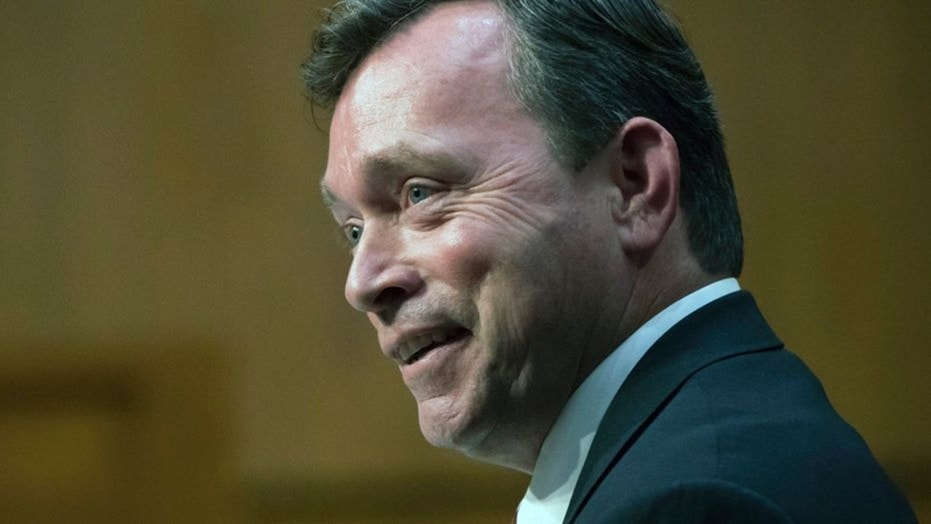 Christopher Sharpley was nominated to be CIA's inspector general, but is now resigning from the agency.