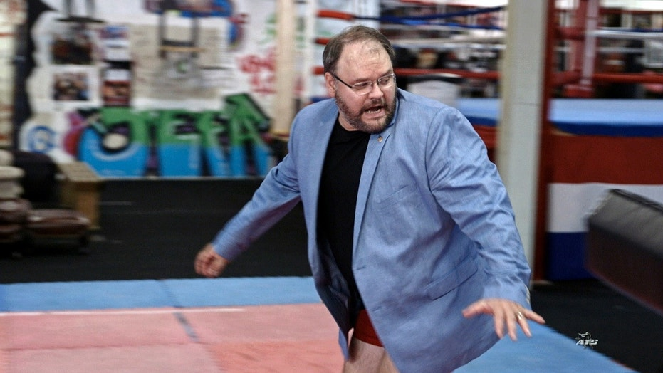 """Rep. Jason Spencer announced his resignation Tuesday following backlash from his appearance in an episode of """"Who Is America,"""" starring Sacha Baron Cohen, on Sunday in which he dropped his pants and used racial slurs."""