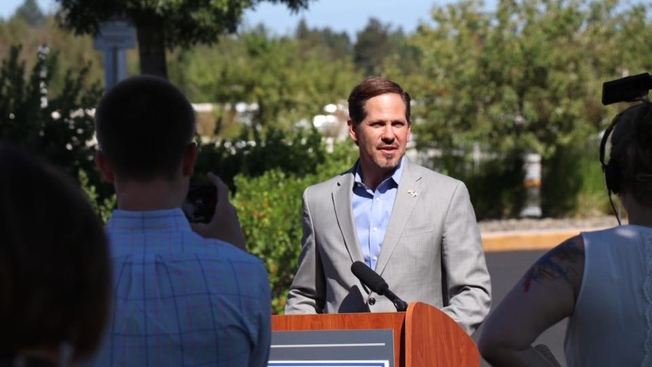 Republican state Rep. Knute Buehler is waging a serious challenge to incumbent Democratic Gov. Kate Brown, with both candidates getting support from 45 percent of likely voters, the latest poll shows.