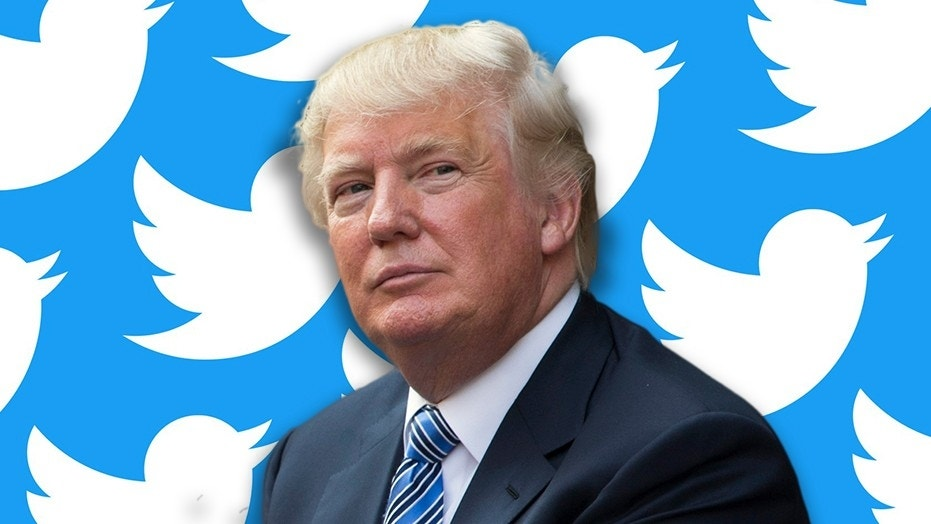 President Trump participated on Twitter to publicize the social media platform about the reported practice of