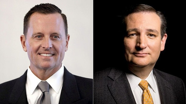 Richard Grenell Ted Cruz AP