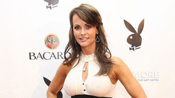 MIAMI BEACH, FL - FEBRUARY 06: Karen McDougal, Playboy Playmate of the Year 1998 attend Playboy's Super Saturday Night Party presented by Bacardi at Sagamore Hotel on February 6, 2010 in Miami Beach, Florida.  (Photo by Bennett Raglin/Getty Images for Bacardi)