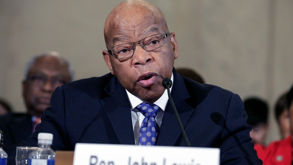 John Lewis has represented Georgia's Fifth Congressional District for more than 30 years.