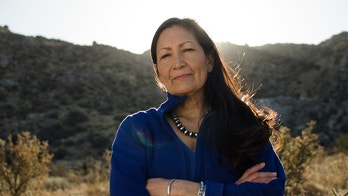 Democratic Congressional candidate Deb Haaland,is running for Congress from New Mexico