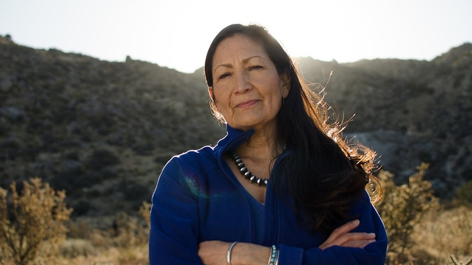Deb Haaland is running for Congress in New Mexico's First District.
