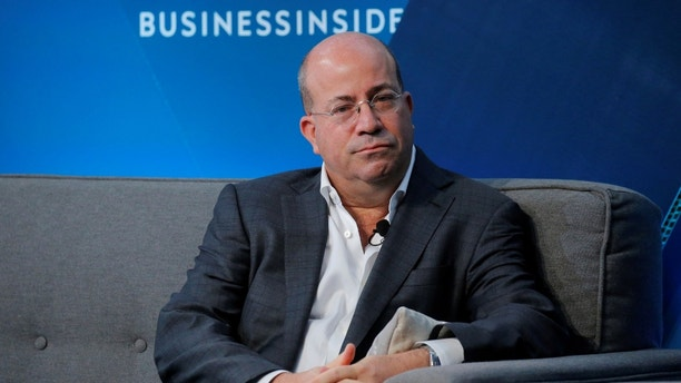 CNN President Jeff Zucker speaks at the 2017 Business Insider Ignition: Future of Media conference in New York, U.S., November 30, 2017.  REUTERS/Lucas Jackson - RC16422CF2B0