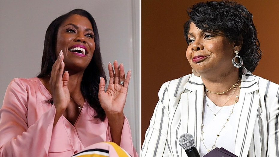 April Ryan said Omarosa Manigault Newman tried to ruin her career with, among other things, lies about her taking money from Hillary Clinton.
