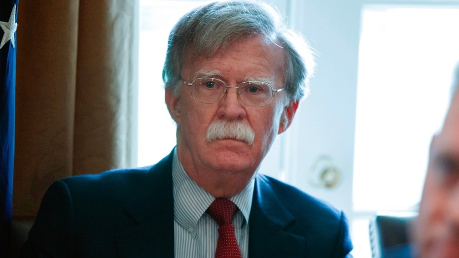 National Security Adviser John Bolton, in his first trip to Israel as a Trump administration official, suggested ex-CIA Director John Brennan might have misused classifed info.