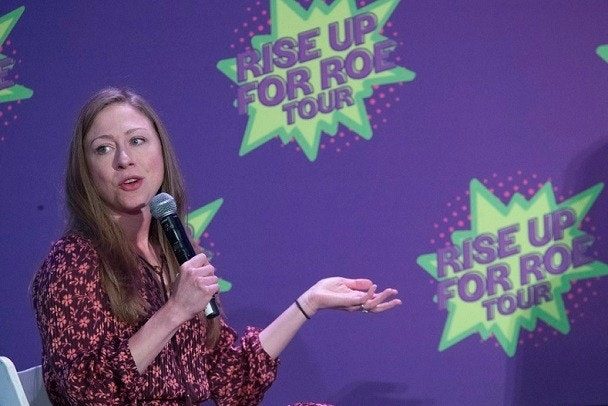Chelsea Clinton says she's a 'definite maybe' to run for office